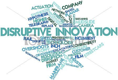 Disruptive Product Innovation