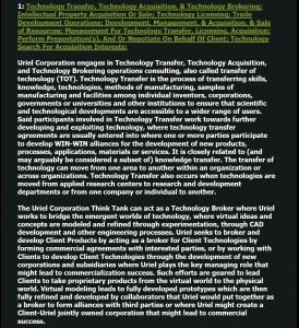 k) Uriel-Corporation-Think-Tank-Comprehensive-Services-2