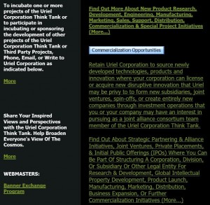 j) Uriel-Corporation-Think-Tank-Home-Page-3