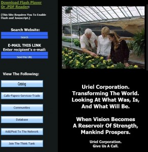 b) Uriel-Corporation-Think-Tank-Home-Page-1