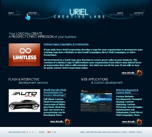 UrielCreativeLabs-Services-Page